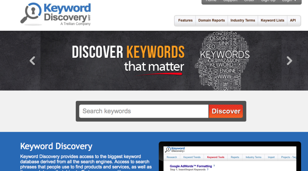 keyworddiscover